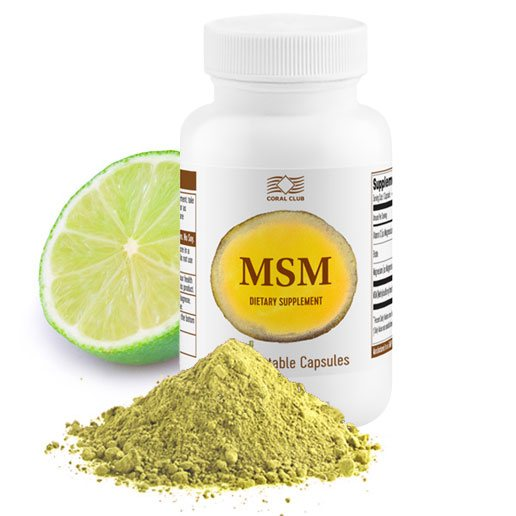 МСМ (метилсульфонилметан)