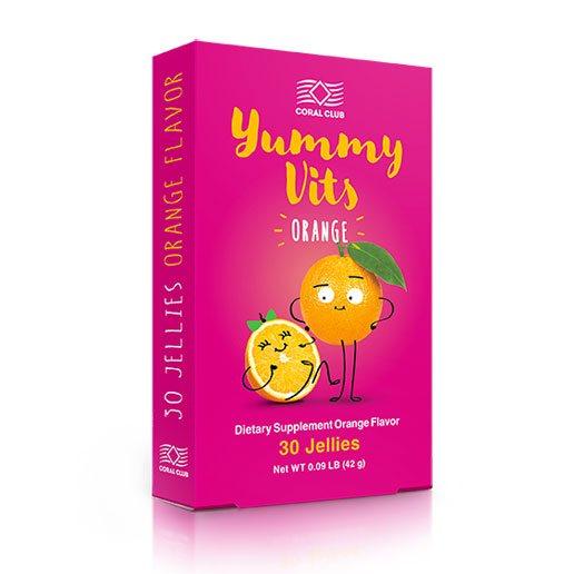 Ямми Витс со вкусом апельсина
