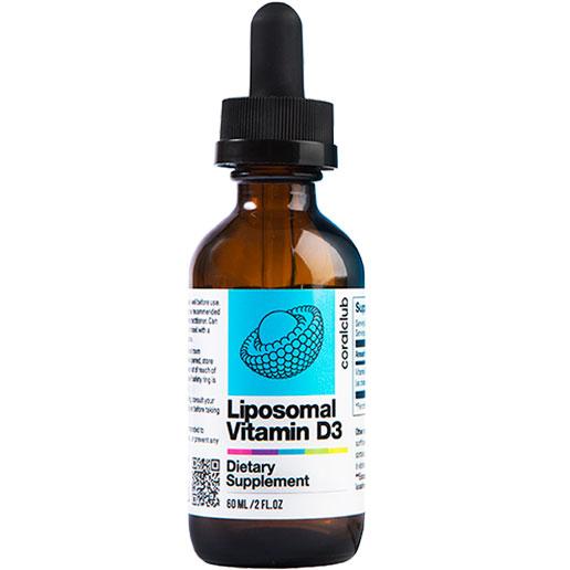Липосомальный Витамин D3